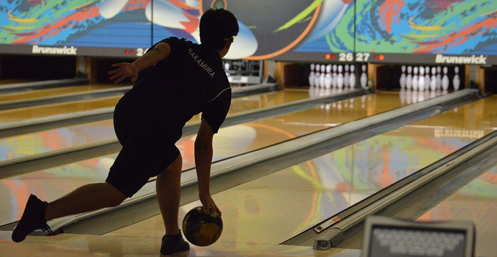 Boys Bowling 2014-2015 at Mid-Pacific