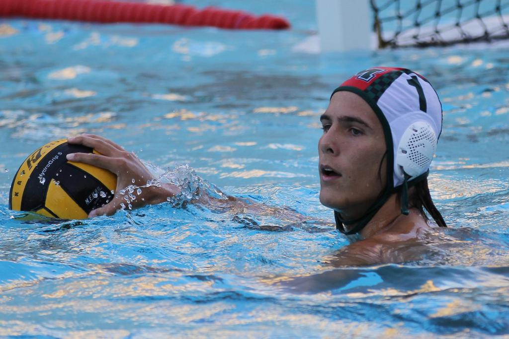 Boys Water Polo 2016-2017 at Mid-Pacific