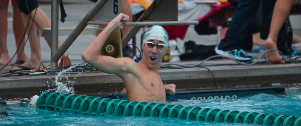 Swimming & Diving at Mid-Pacific