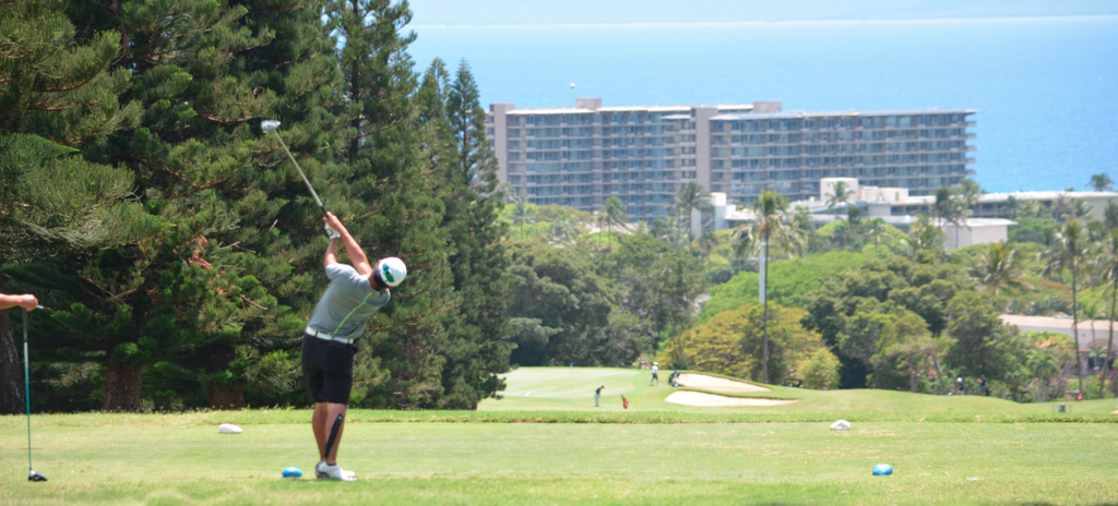 Boys Golf at Mid-Pacific