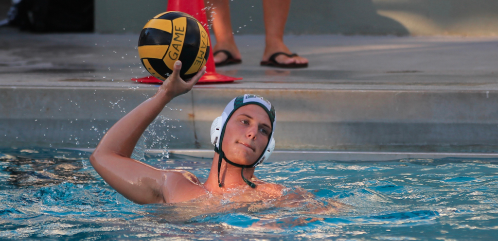 Water Polo at Mid-Pacific