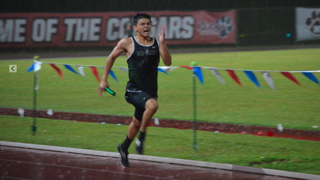 Track & Field 2016-2017 at Mid-Pacific