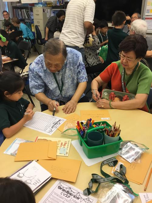 The Magic of Grandparents Day