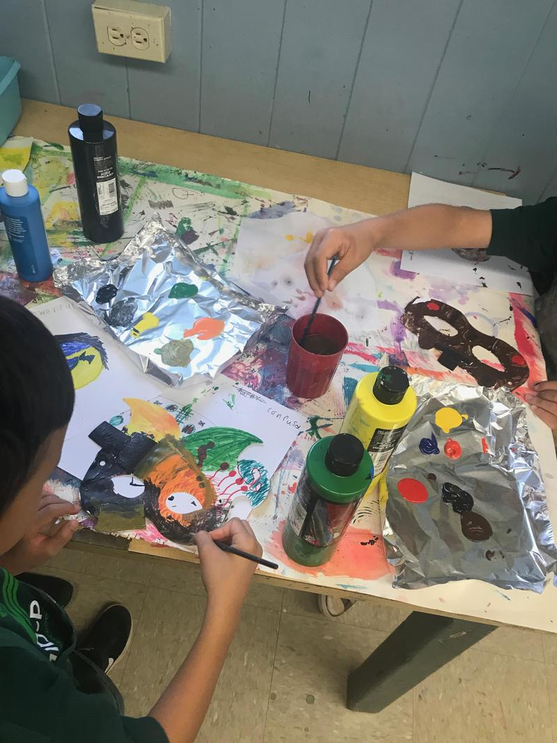 Using Art To Convey Messages Mid Pacific Institute
