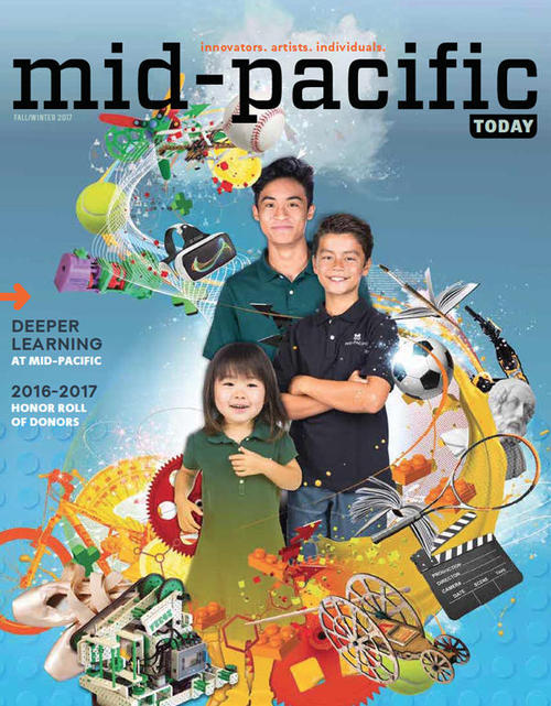 Deeper Learning at Mid-Pacific