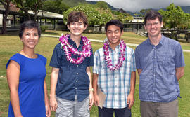 Mid-Pacific announces National Merit Semifinalist and Commended Scholar