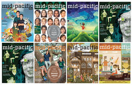 Mid-Pacific Today magazine earns CASE VII Silver Award